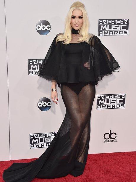 Gwen Stefani American Music Awards 2015