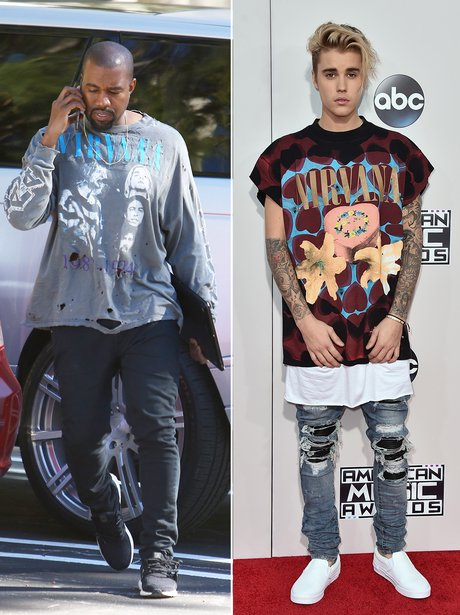 Pop Star Fashion Face Off 40 Celebs Busted Rocking The Same Look