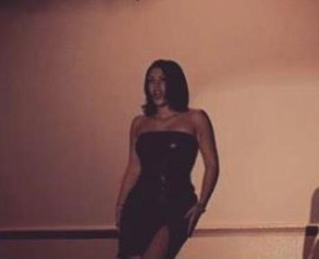 Kim Kardashian Posh Spice Instagram