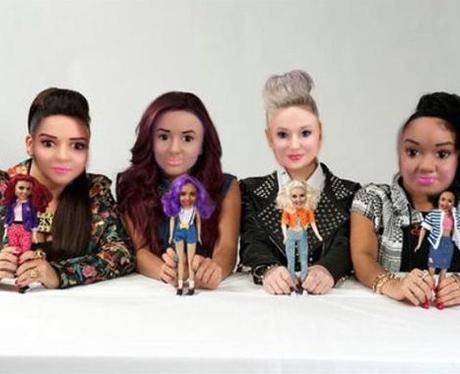 Little Mix Dolls