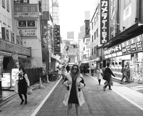 Perrie Edwards Japan Instagram