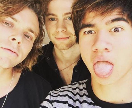 5 Seconds Of Summer Instagram