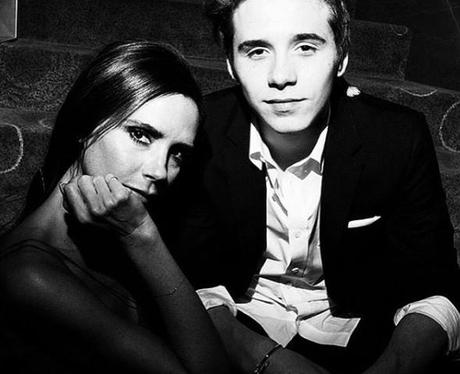 Brooklyn & Victoria Beckham Instagram