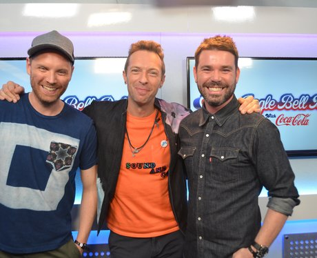 Coldplay and Dave Berry Interview