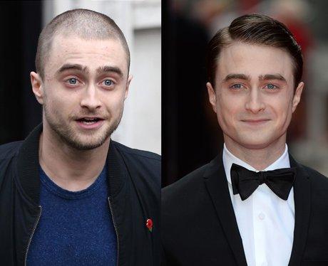Shaved head Edward