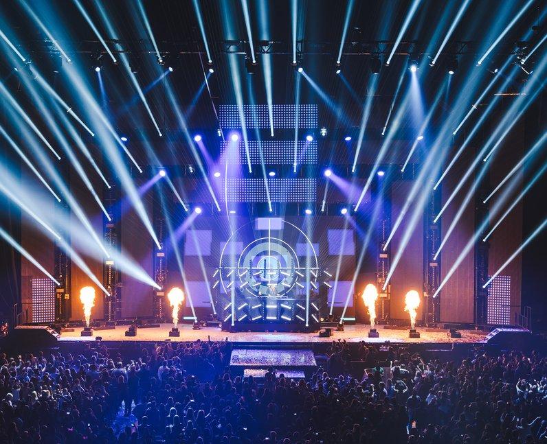 David Guetta Jingle Bell Ball 2015