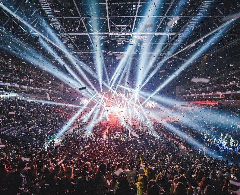 David Guetta Jingle Bell Ball 2015