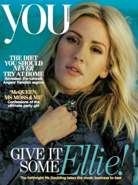 Elle Goulding For You Magazine