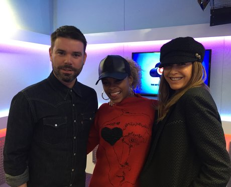 Fleur East, Dave Berry and Lisa Snowdon Interview