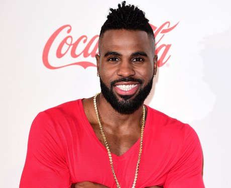 Jason Derulo at the Jingle Bell Ball 2015