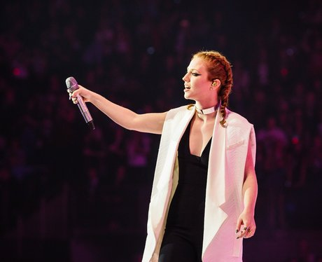 Jess Glynne Jingle Bell Ball 2015