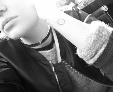 Jessie J New Tattoo Instagram