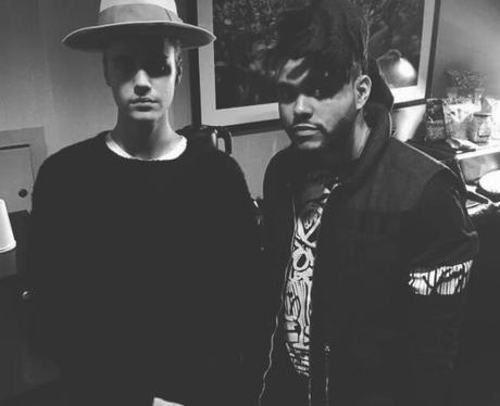 Justin Bieber The Weeknd Instagram