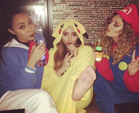 Little Mix Japan Fancy Dress Instagram
