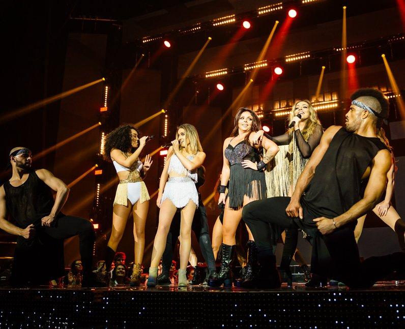 Little Mix Jingle Bell Ball 2015