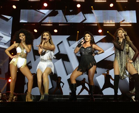 Little Mix Live Jingle Bell Ball 2015