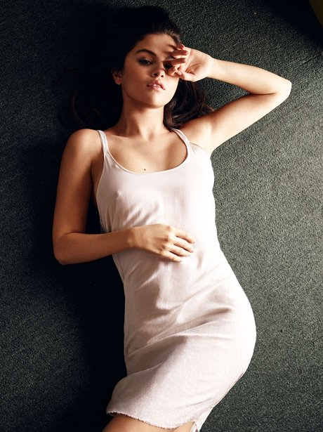 Selena Gomez InStyle Magazine