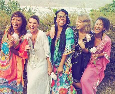 Taylor Swift Friends Instagram