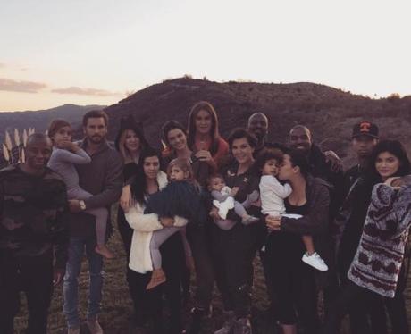 The Kardashian Family Instagram