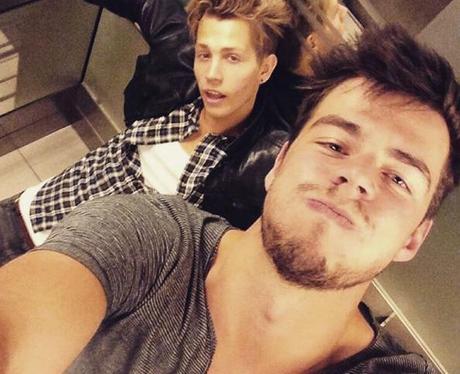 The Vamps James McVey Instagram