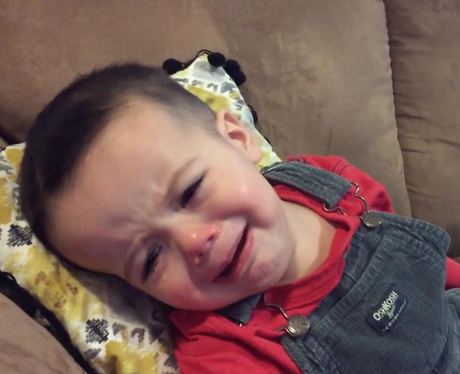 Toddler Crying Adele Viral Video