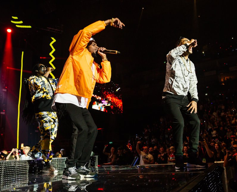WSTRN Jingle Bell Ball 2015