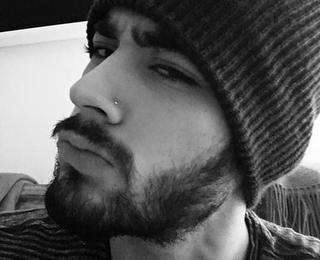 Zayn Malik Beard Instagram
