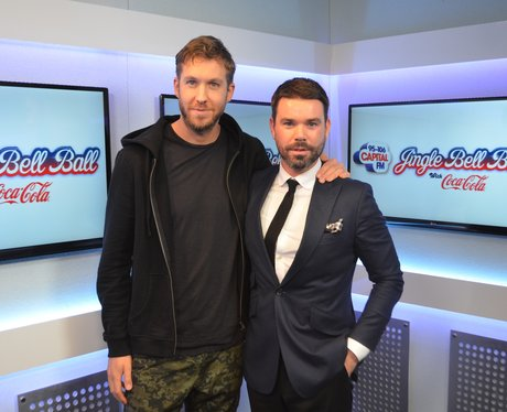 Calvin Harris and Dave Berry Interview