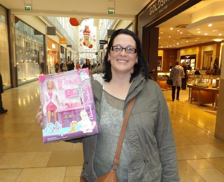 Capital Presents Toy Appeal by St David's Week 1