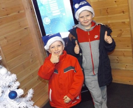 Celtic Manor Christmas Kingdom - 10.12.2015