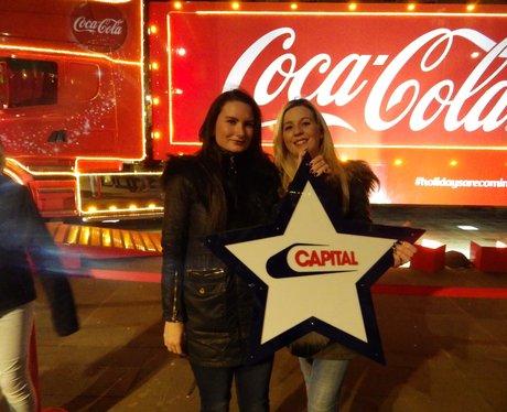 Coca Cola Truck Huddersfield