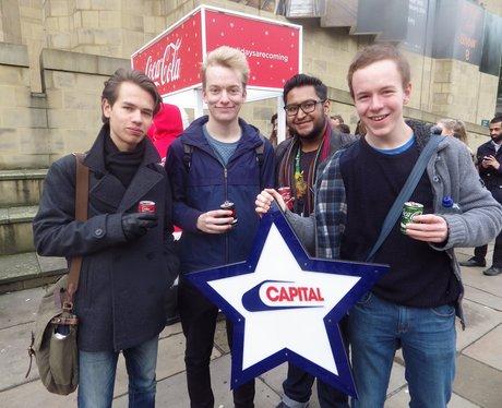 Coca Cola Truck Tour Leeds