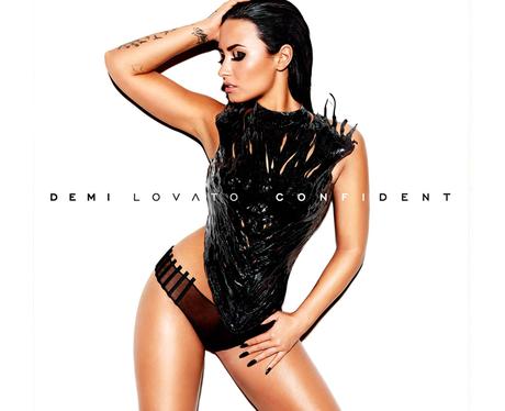 Demi Lovato Capital Artwork 2015