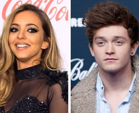 Jade Thirlwall and Connor Ball