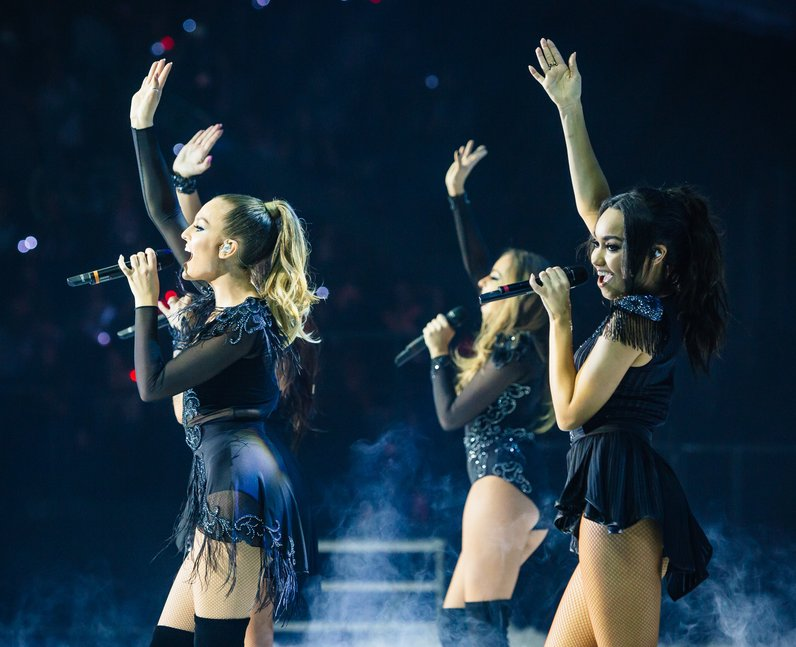 Little Mix Jingle Bell Ball 2015 Live