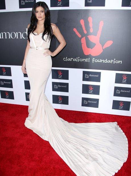 Kylie Jenner Rihanna's Diamond Ball, Los Angeles