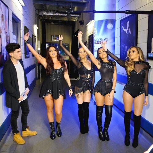 WATCH: Little Mix's Dance Tutorial! The Girls Teach You ALL