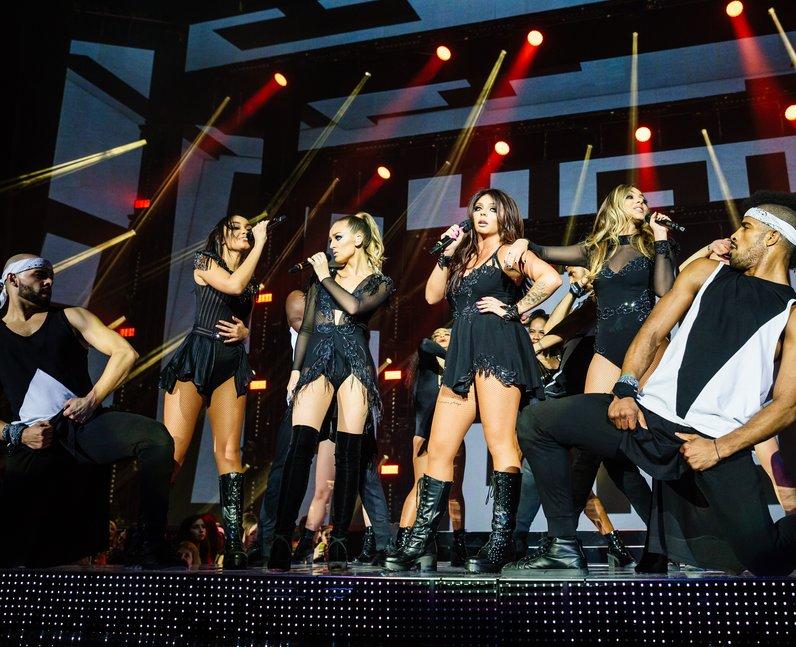 Little Mix Jingle Bell Ball 2015 Live