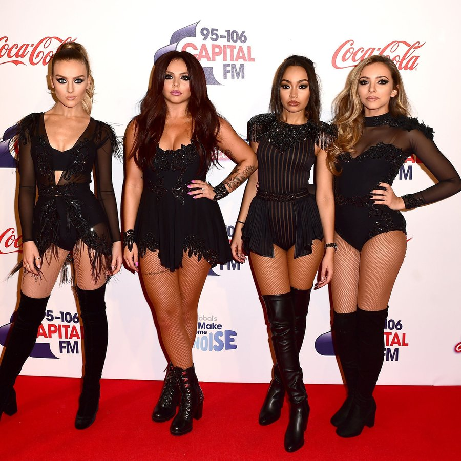 Little Mix Jingle Bell Ball