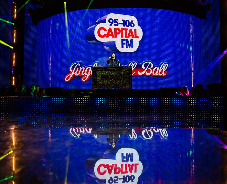 Marvin Jingle Bell Ball 2015 Live