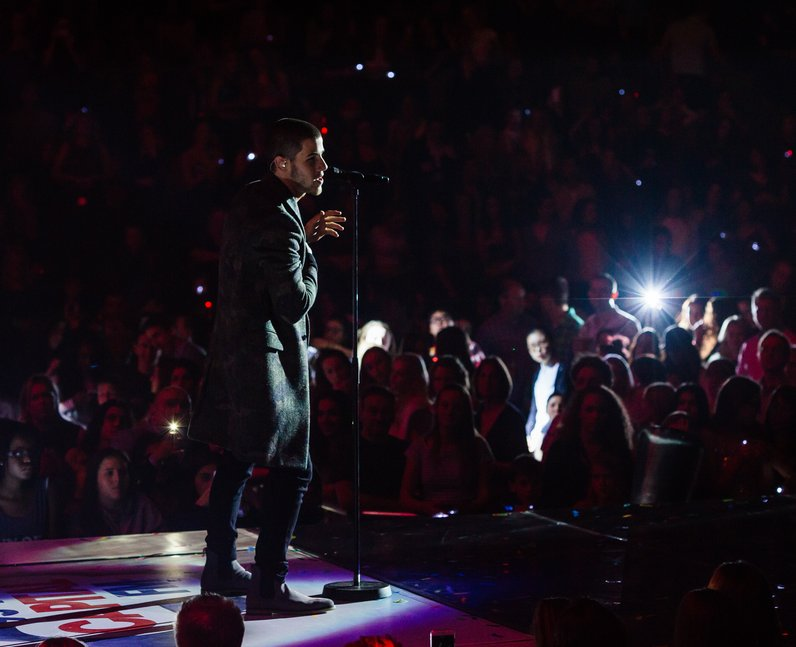 Nick Jonas Jingle Bell Ball 2015 Live