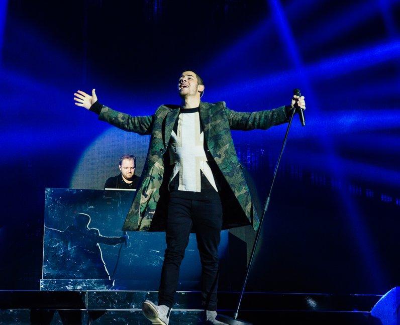 Nick Jonas Jingle Bell Ball 2015 Live