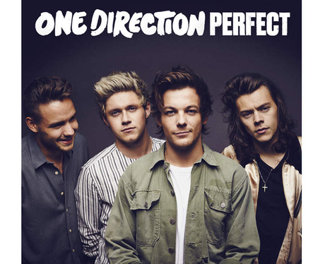 One Direction Perfect Capital Artwork 2015