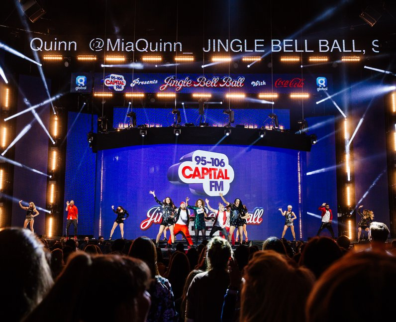 Pandora Jingle Bell Ball 2015 Live