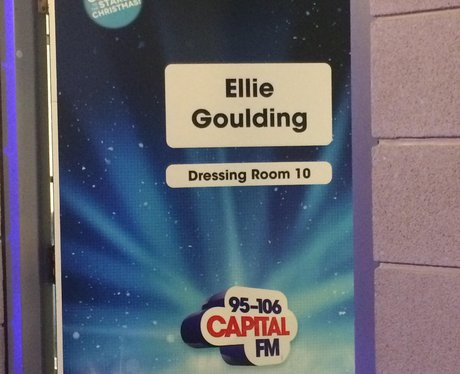 Dressing Room Doors