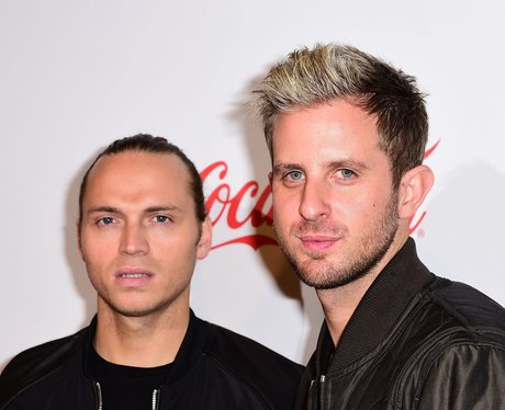 Sigma Red Carpet Jingle Bell Ball 2015