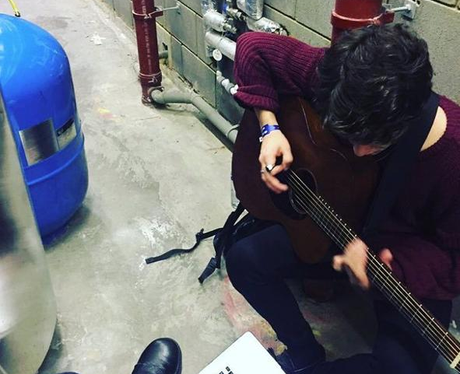 The Vamps Brad Simpson Instagram