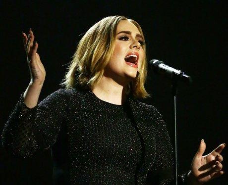 Adele Xfactor 2015