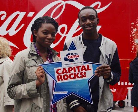 Coca Cola Truck Tour - Highcross Leicester