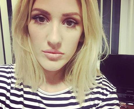 Ellie Goulding Selfie Instagram